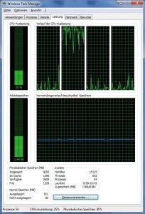 Mehr CPU-Kerne gleich mehr Geschwindigkeit?
