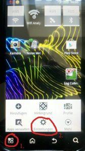 """Motorola Defy+ (MB526) auf Android 4.1.2 """"Jelly Bean"""" flashen – Einleitung"""