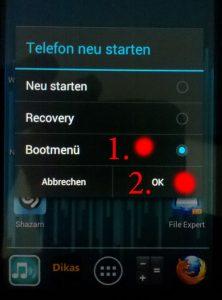 Motorola Defy+ (MB526) CyanogenMod – Overclocken