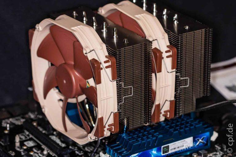 Wir bauen einen Computer – Mainboard, Prozessor und CPU-Kühler 3/3