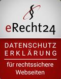 eRecht24 Agenturpartner Impressum und Datenschutz